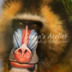Sonjas-Atelier-Airbrush-Schilderen-Dieren-10